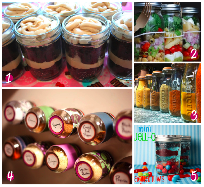 30 Things To Make With Jars Crafted