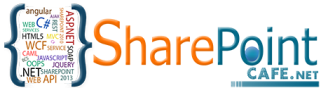 SharePointCafe.Net | SharePoint, ASP.net,WCF,Web Service,Angular JS, MVC Tutorial