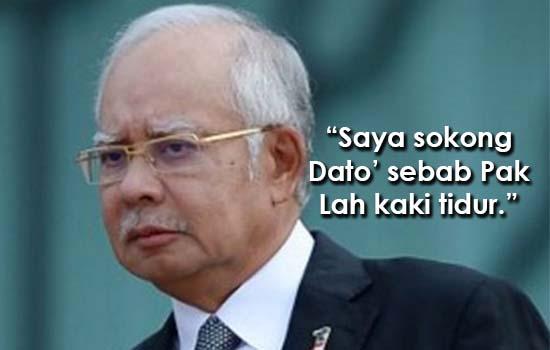Luahan Rakyat Marhaen Terhadap Najib Razak