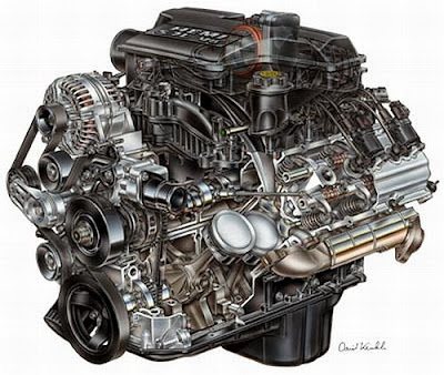 5 motor revolucion: