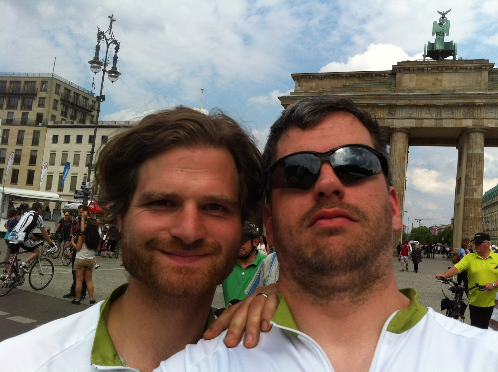 Sindt Consulting Cycling Team beim Velothn Berlin