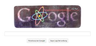 Ulang Tahun Niels Bohr Ke 127