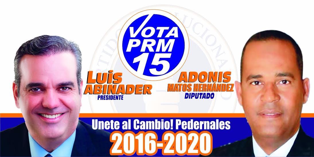 ADONIS AHORA TU DIPUTADO 2016-2020