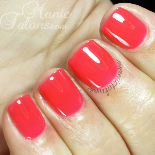 IBD Just Gel Just Head-to-Toe Gelato Swatch
