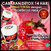 2Be Gorgeous Detox Fiber