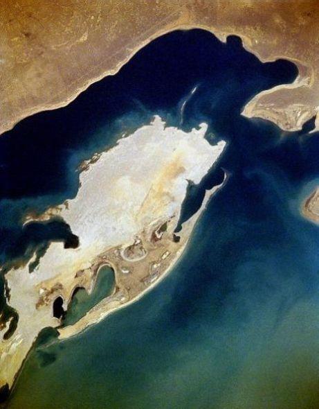 Pulau Vozrozhdeniya