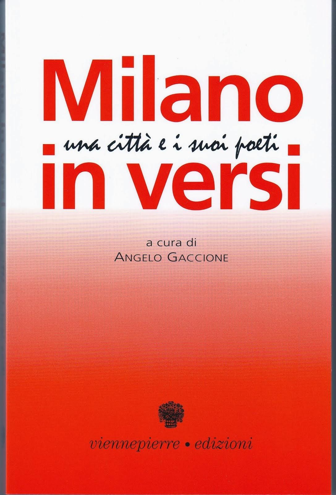 Milano in versi