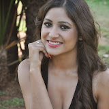 Prabhjeeth Kaur Hot Photo Gallery in Short Dress at Intelligent Idiot Movie Logo Launch 13