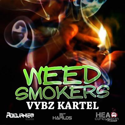 Vybz Kartel - Smoke Weed (Get High) May 2018 - YouTube