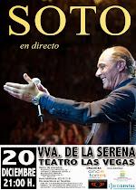 Concierto: Manuel Soto