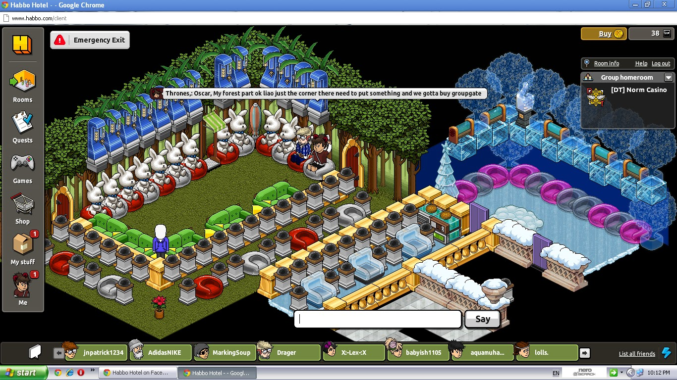 How to play casino games on habbo matka gambling in delhi