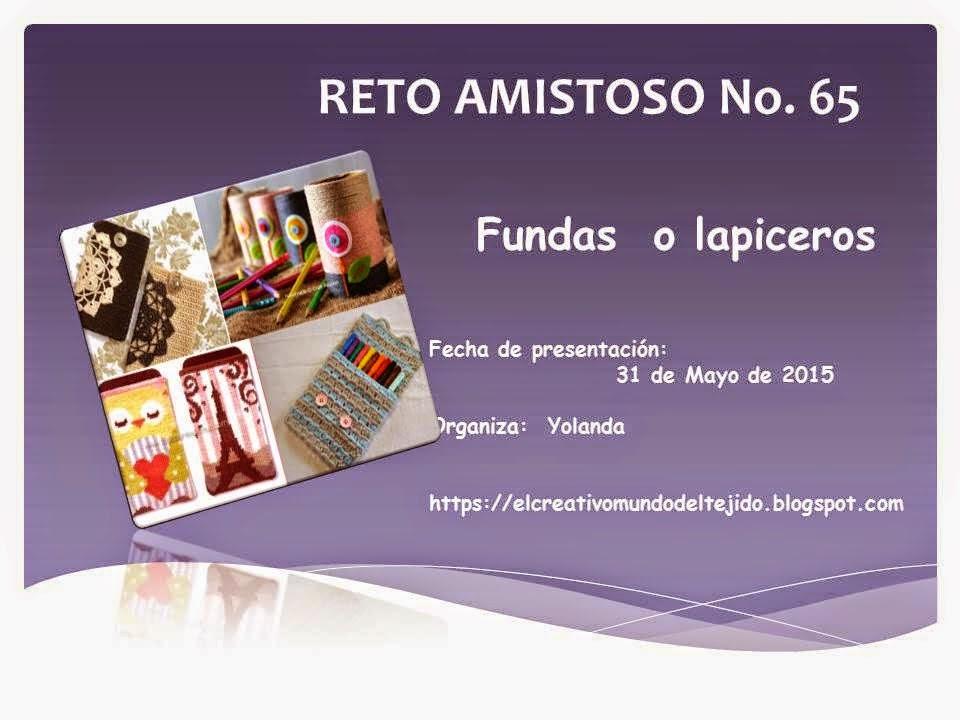 http://elcreativomundodeltejido.blogspot.com/2015/05/reto-amistoso-no-65.html