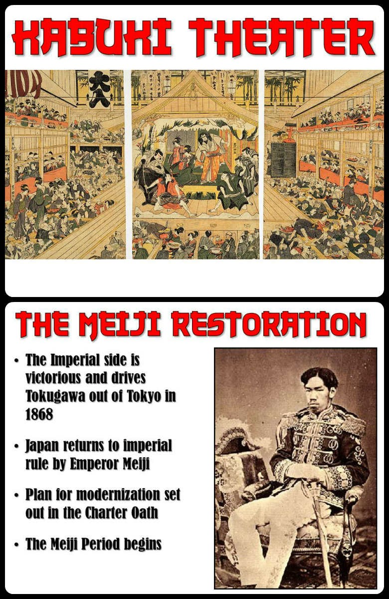 a history of the tokugawa shogunate of japan Discover librarian-selected research resources on japan, tokugawa period from   family that held the shogunate (see shogun) and controlled japan from 1603 to   a modern history of japan: from tokugawa times to the present by andrew.
