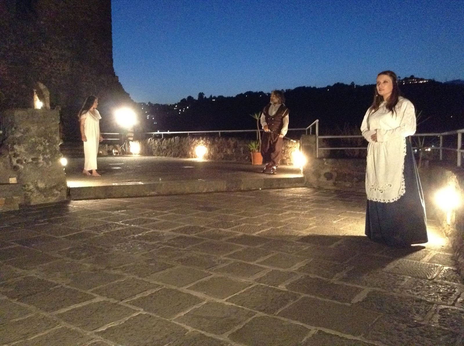 In scena Verga noir al Castello di Acicastello | AlterEgo