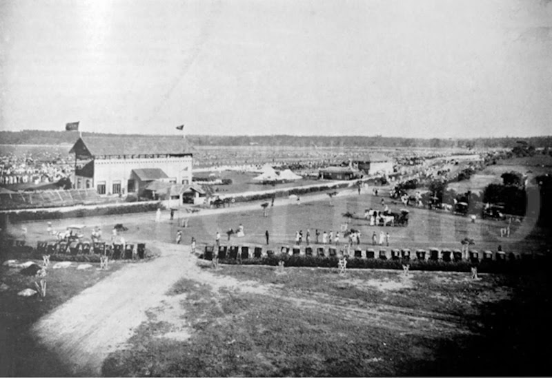 Colombo Racecourse in 1929