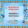 Livro de Atividades para Berçário e Maternal 1