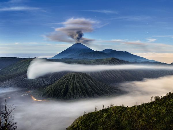 More co2 from volcanoes than humans environment clean generations
