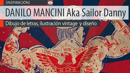 Caligrafía, diseño e Ilustración de Sailor Danny