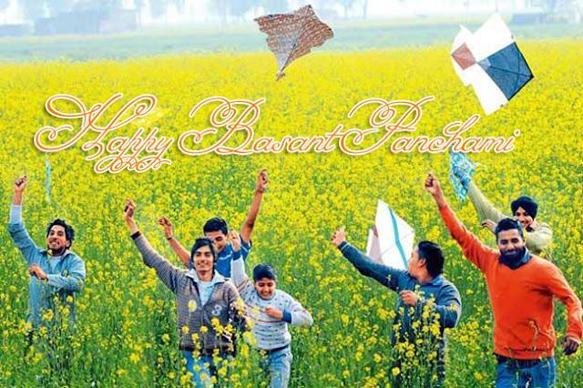 basant panchami in hindi language