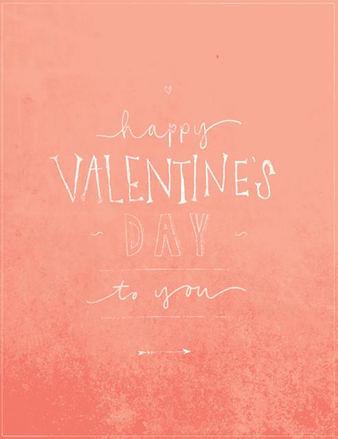 imprimible gratis tarjeta San Valentin, Free printable valentines card