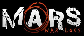 mars war logos logo Mars: War Logs   Logo & Trailer