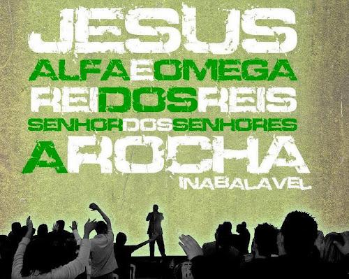 Frases evangélicas - Jesus alfa e omega