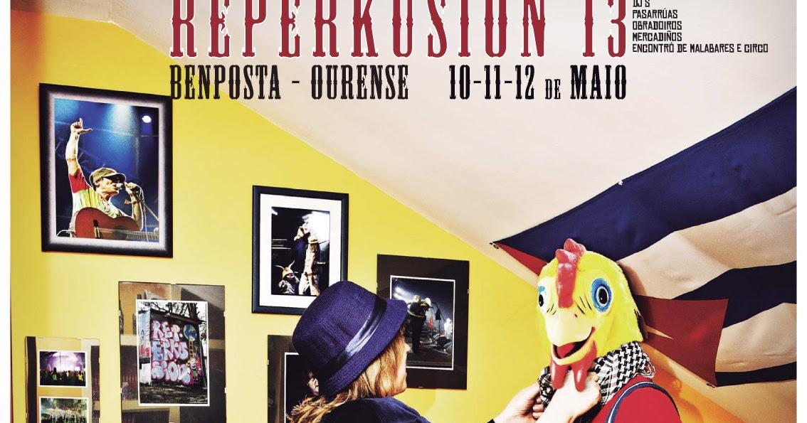 Manu Chao y Fermín Muguruza lideran el cartel del Festival Reperkusión