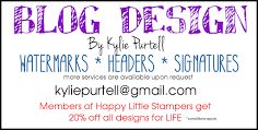 Blog Redesign by Kylie Purtell