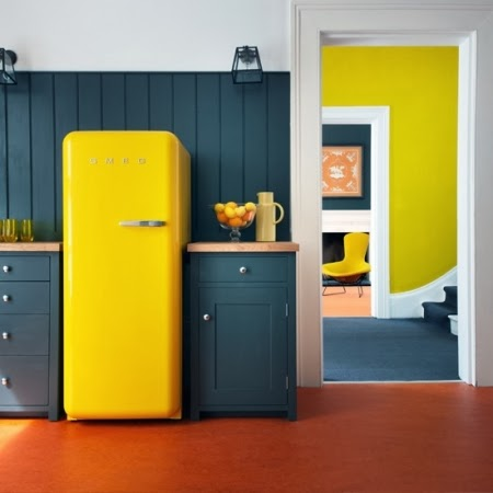 i can totally make that wishlist wednesday smeg refrigerator. Black Bedroom Furniture Sets. Home Design Ideas