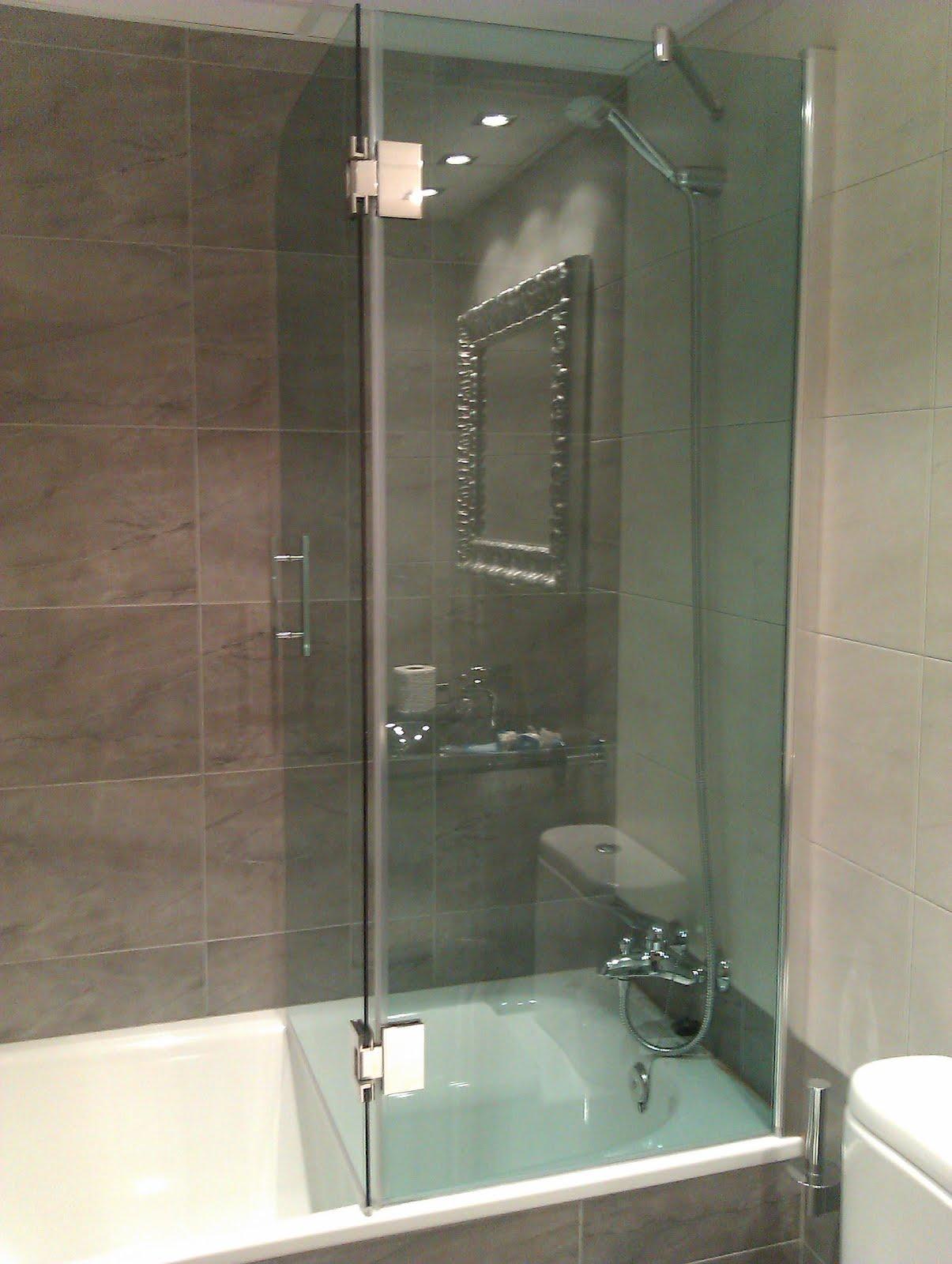 Instalacion Baño Minusvalidos:Instalación de mampara de baño en Zaragoza