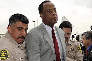 Sentenciaron al médico de Michael Jackson a 4 años de cárcel