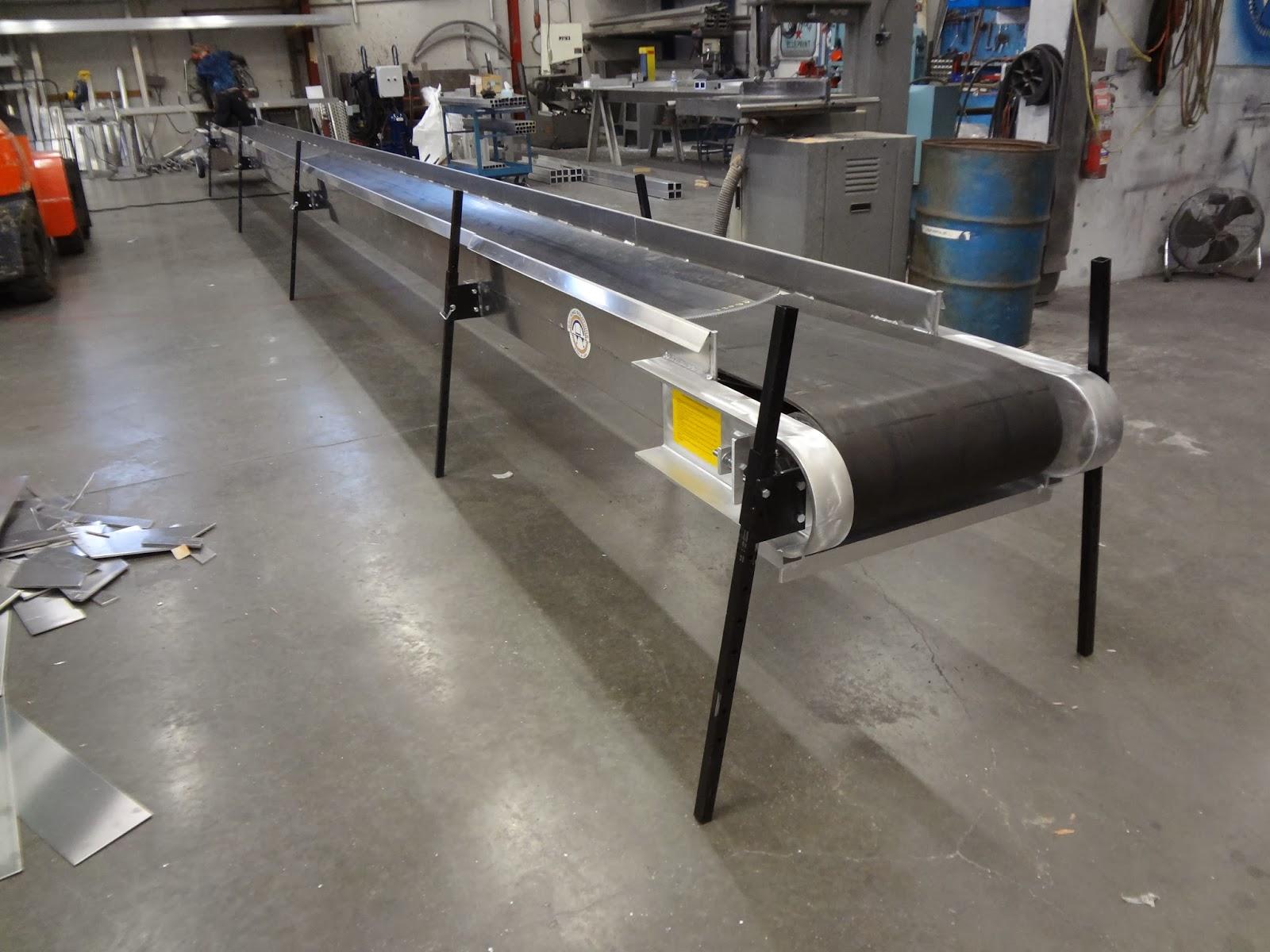 Hydraulic Conveyor