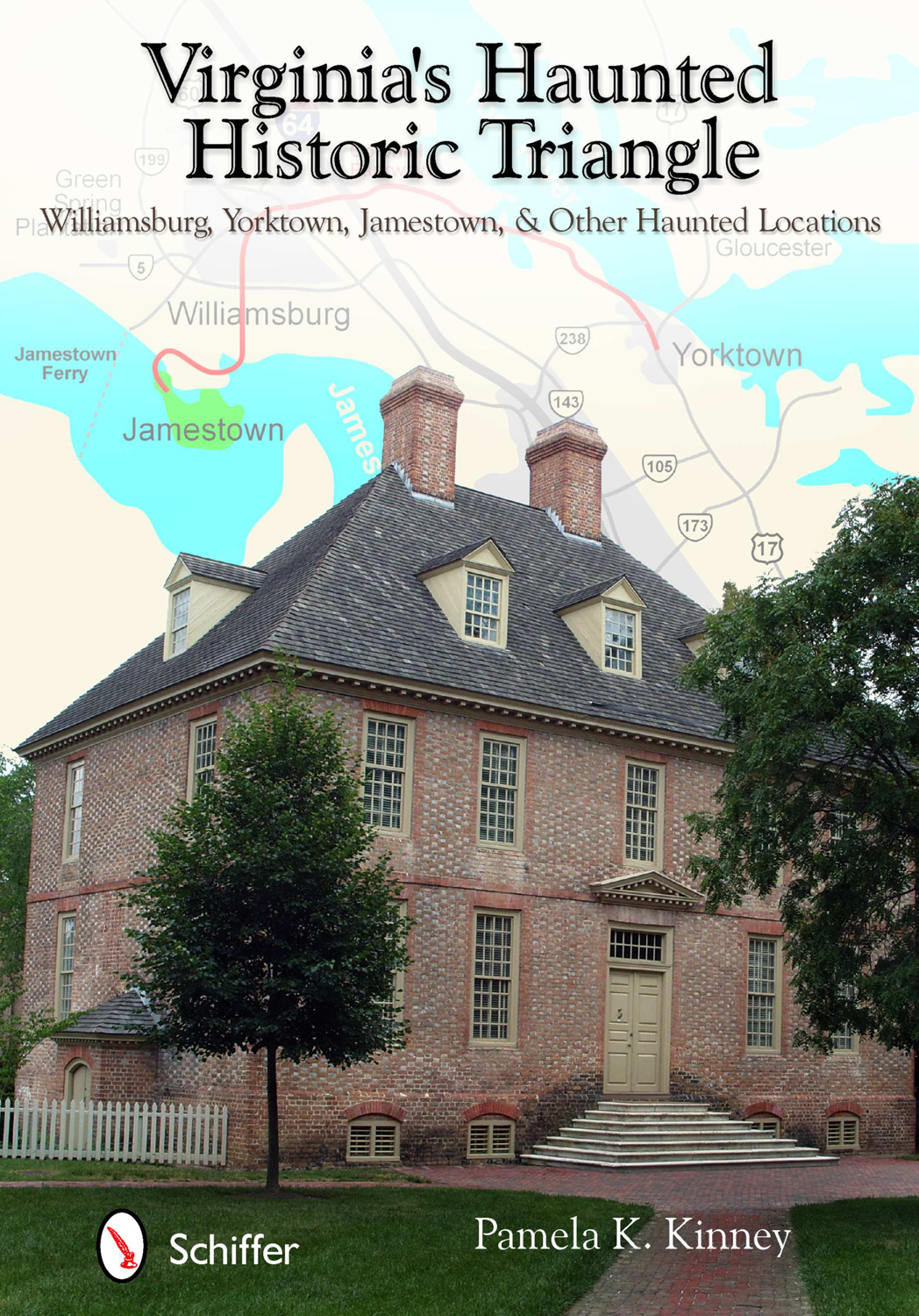 Love Ghost Stories?: Try Virginia's Haunted Historic Triangle