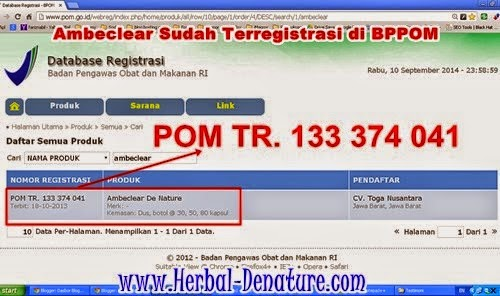 Image Obat Ambeien Berdarah Herbal Denature