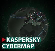 KASPERSKY CYBERMAP