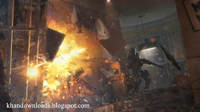 Tom Clancy's Rainbow Six Siege PC Game