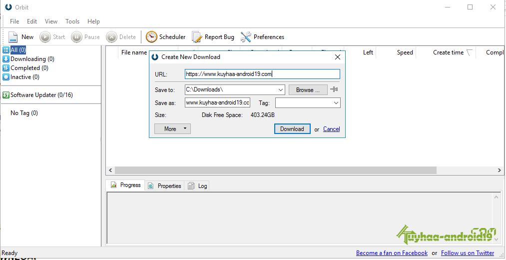 Orbit Downloader kuyhaa