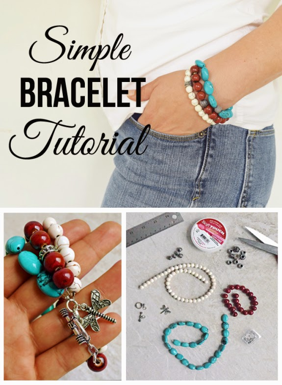Simple Bracelet Tutorial