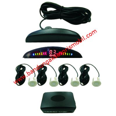 Parking Sensor BOTRS HF-620E 4 Mata Black - White