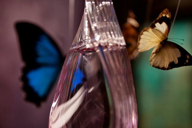флакон крылья бабочки