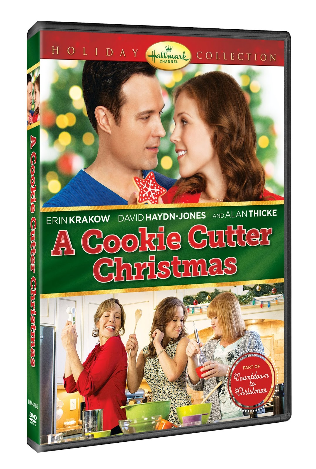 Dad of Divas\' Reviews: DVD Review - A Cookie Cutter Christmas