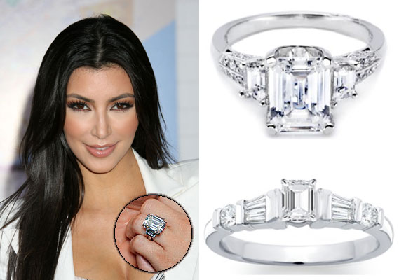 KIM KARDASHIAN REFUSES TO GIVE HER BACK HER ENGAGEMENT RING TO EX KRIS