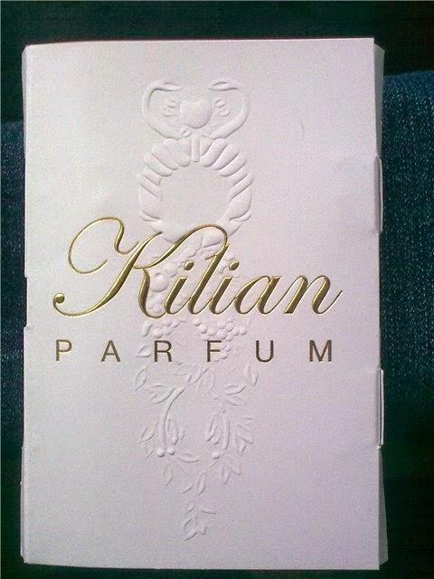 échantillon de Parfum KILAN