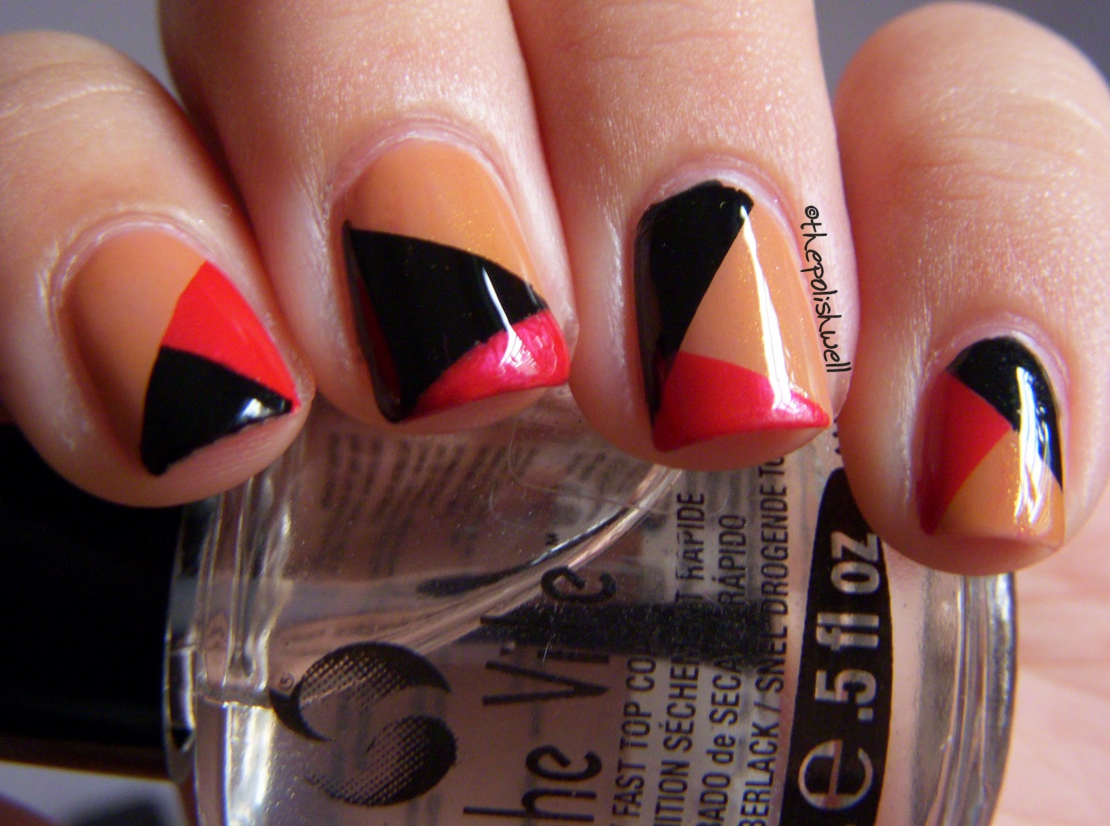 Simple One Color Nail Designs Choice Image Easy Nail Designs For