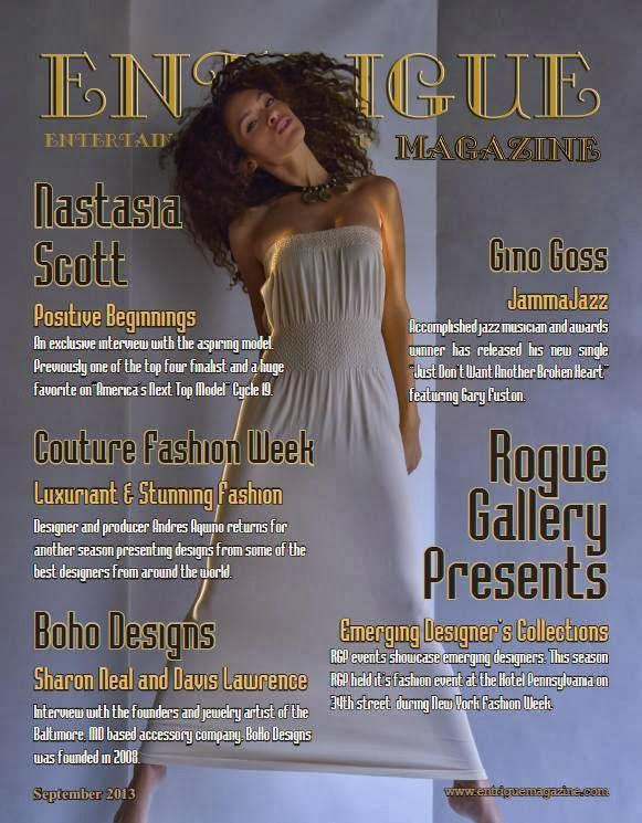 Entrigue Magazine - September Issue
