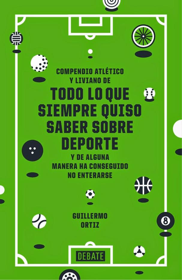 """A la venta, el """"Compendio Deportivo"""" de la editorial Debate"""