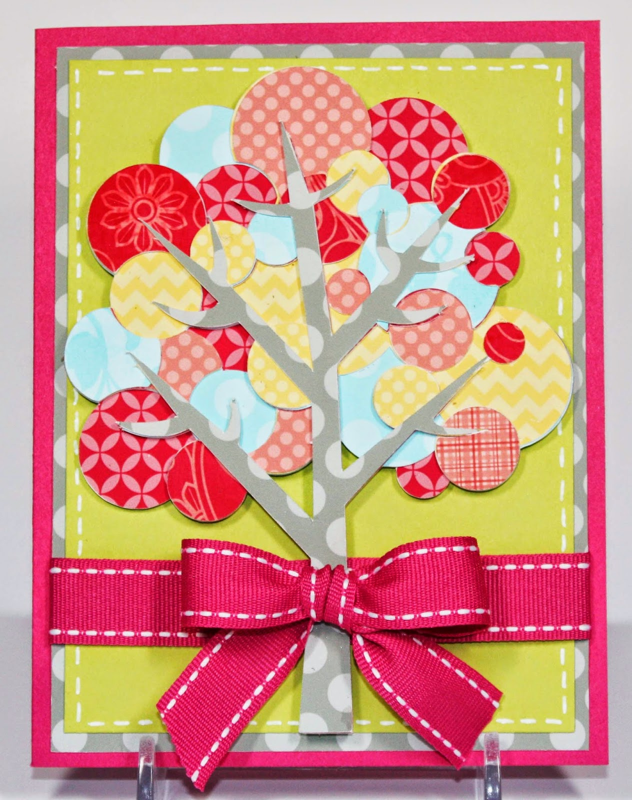 Simply pam pretty paper pretty ribbon guest designer for Pretty project