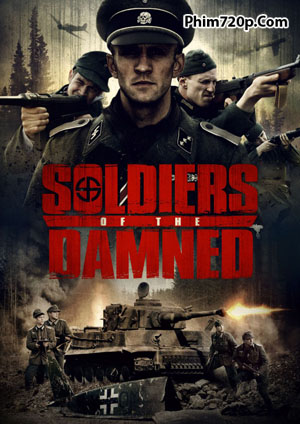 Soldiers Of The Damned 2015 poster