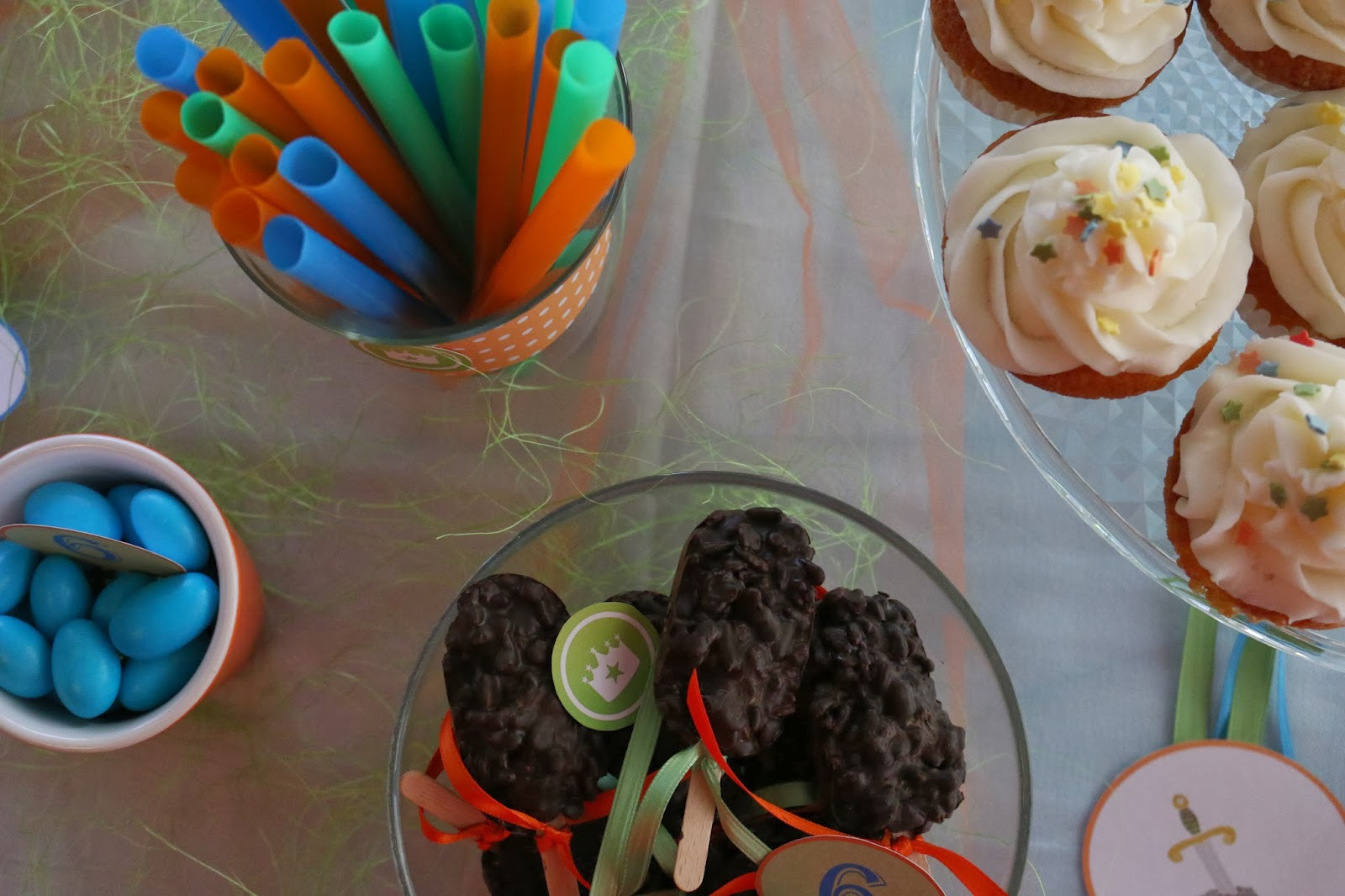 buffet di caramelle