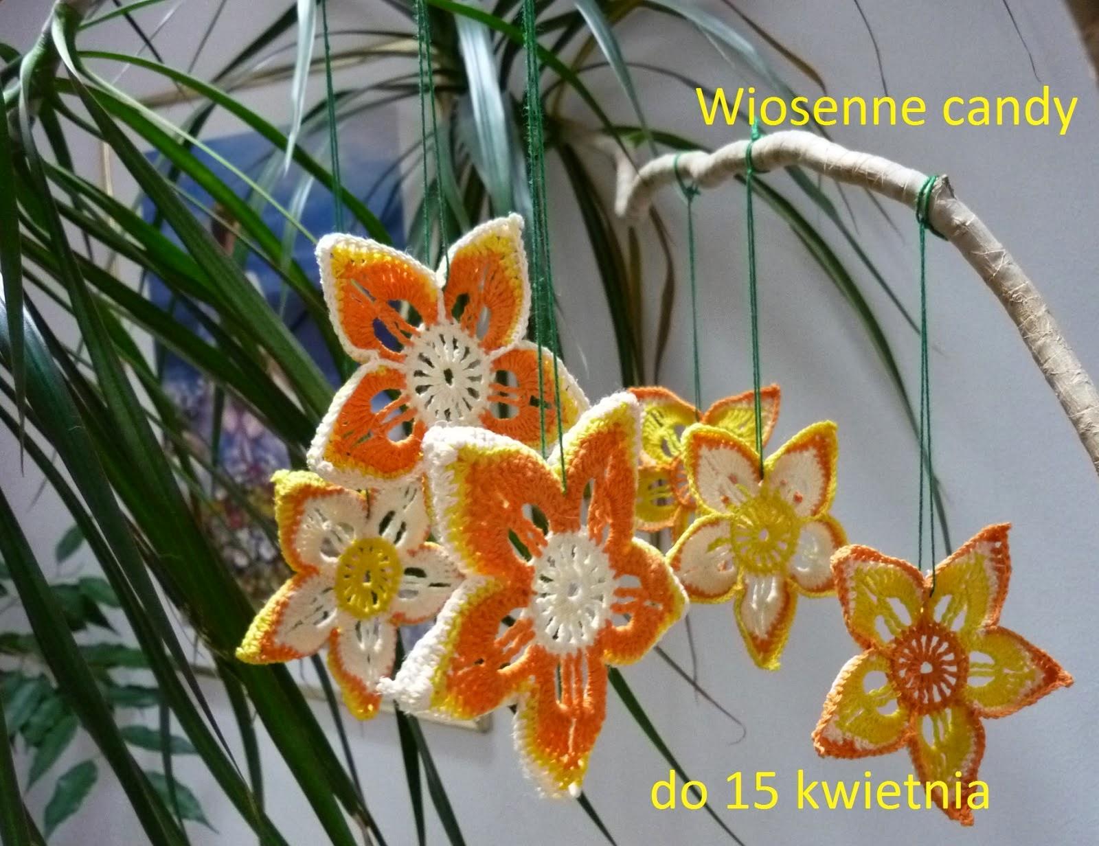 Wiosenne Candy u Ewy